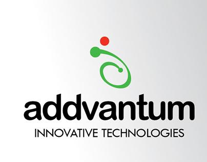 Addvantum Innovative : Logo Redesign