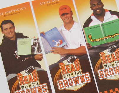 Read with the Browns