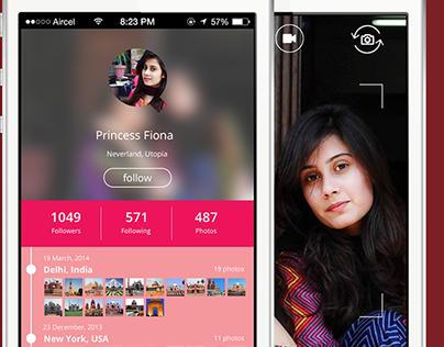 QliQ App UI