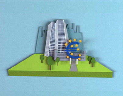 European Central Bank - easily explained