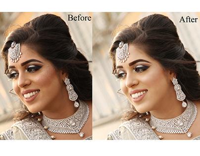 I will photoshop editing and photo retouching