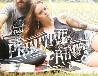 Primitive Prints - Summer 2014 Collection