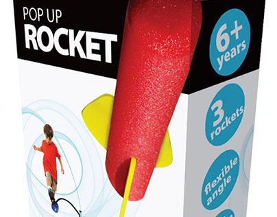 pop up rocket