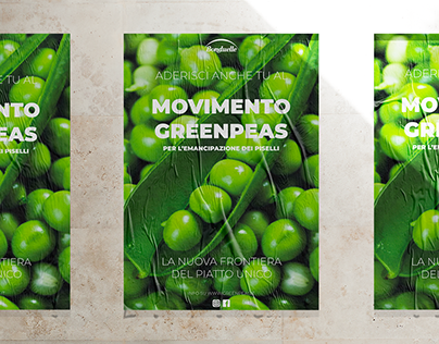Bonduelle // Movimento GreenPeas