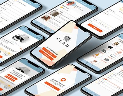 CLAD Mobile App