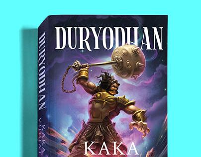 Duryodhan Cover Design