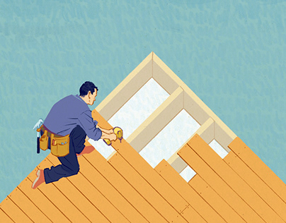 The Globe and Mail: Building a Deck