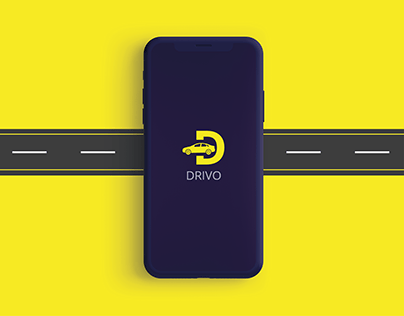 DrivoApp | UI Design