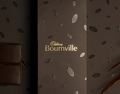 Cadbury Bournville : Limited Edition Library Pack