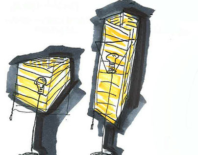 Light Project Ideations and Sketches