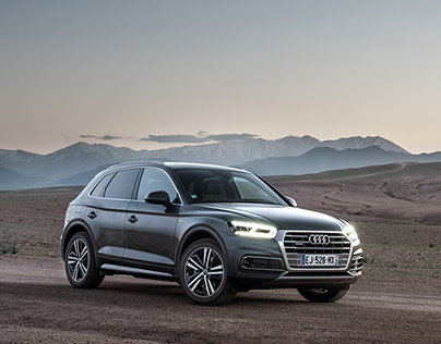 Audi Q5 - Press