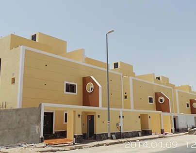 مباع بالكامل - مشروع فلل ديار مكة