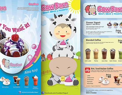 Cowbarn Yogurt House Philippines