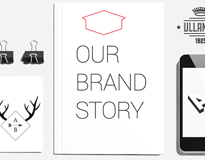 Brand Story Presentation Template