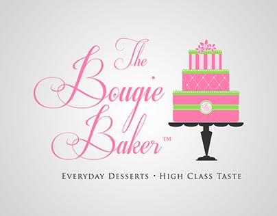 The Bougie Baker Branding