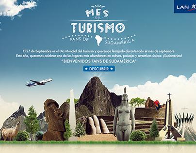 LAN - Mes del Turismo