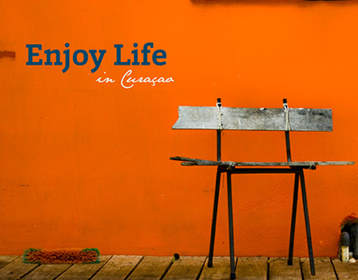 Photobook Enjoy Life in Curaçao