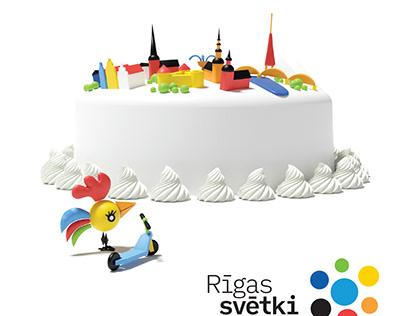 Rīgas Svētki 2020 - Riga Birthday Celebration 2020