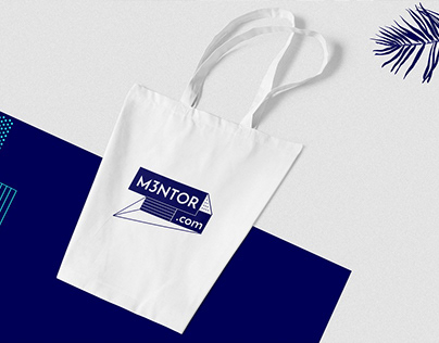 Mentor Project - Brand identity