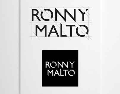 Logo Design for DJ Ronny Malto