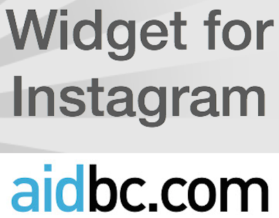 Muse Widget for Instagram