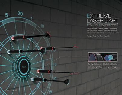 Extreme Laser Dart