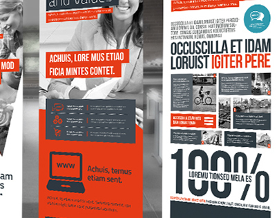 Corporate Banner or Rollup Vol. 7