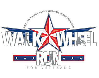 Walk Wheel Run Logo's