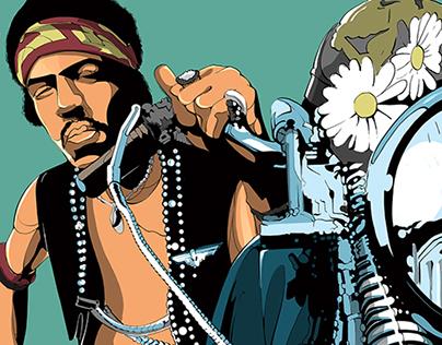 POSTER | Jimi Hendrix