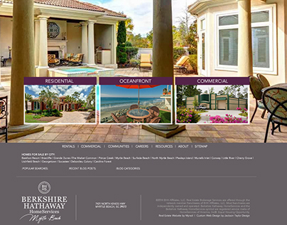 Berkshire Hathaway Myrtle Beach Real Estate Services