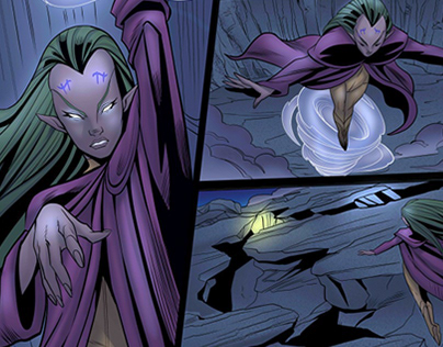 Star Mage issue 6 page 6