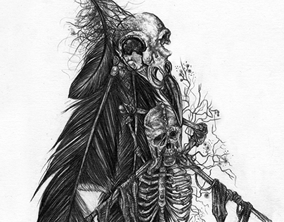 Tattoo Commission - Tribal Voodoo