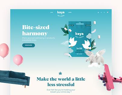 Kaya – Website