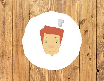 MiniSir Catering - full brand development