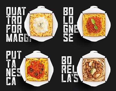 Borella`s Pasta