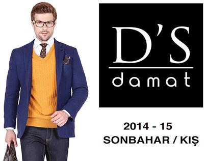 D'S Damat AW15 Lookbook