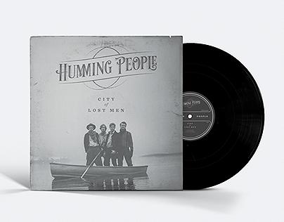 Humming People - City of lost men