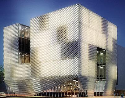 Qazvin Bar Association Building