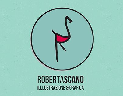 Personal Branding (Roberta Scano Illustrazione&Grafica)
