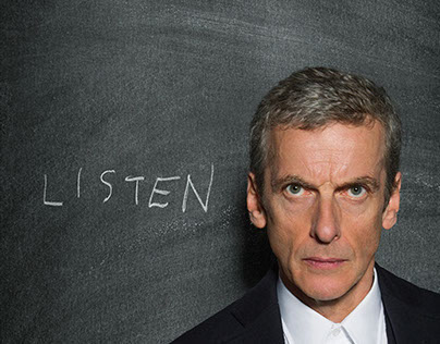 """Doctor Who - Series 8 """"Listen"""""""
