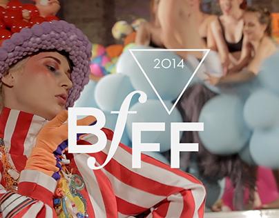Berlin fashion Film Festival 2014