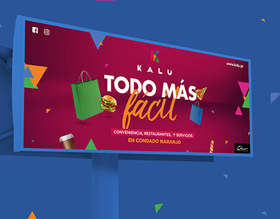 KALÚ Mall marketing project