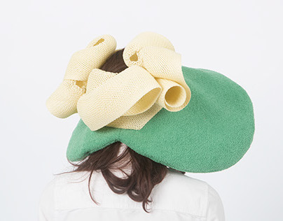 Green Spring Bonnet