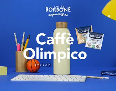 Tokyo 2020 // Caffè Borbone