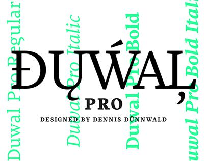 Duwal Pro – VolcanoType