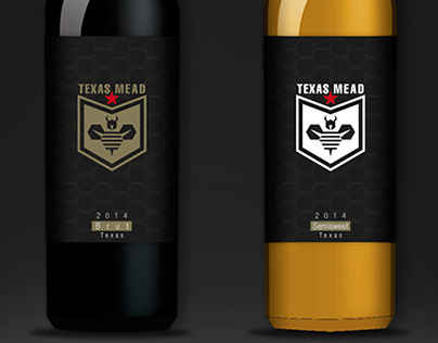Texas Mead - Wine - Product Label