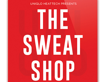 The Sweat Shop for UNIQLO Heattech