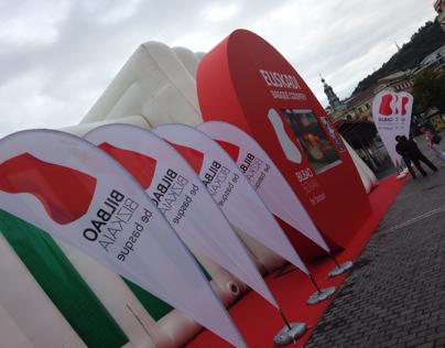 Fan Zone Bilbao Word Cup 2014