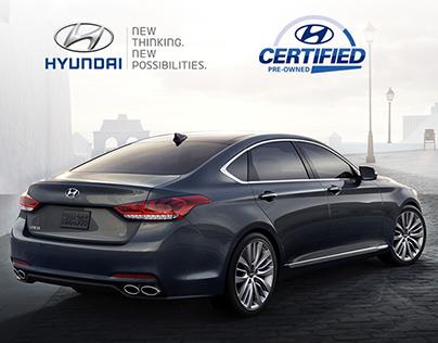 Hyundai Certified Pre-Owned Canada