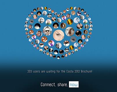 Costa Crociere - 2012 Catalogue Launch Campaign
